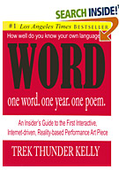 2006 - The Word - One Word, One Year, One Poem